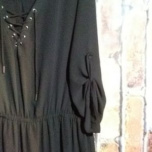 (New W/O tags) CUTE Hi-Lo BLACK DRESS 👗 XXL